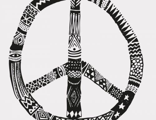 Print design – PEACE