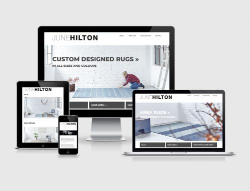 Website – June Hilton