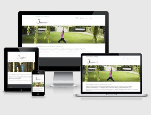 Website – KEEPFIT.DK